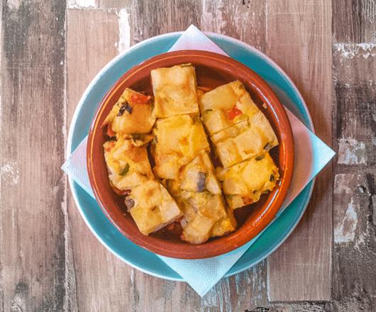 Spaanse omelet